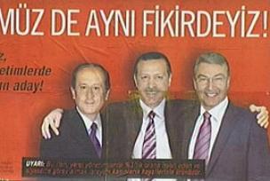 Bahçeli, Erdoğan'ın koluna dava açıyor.13463