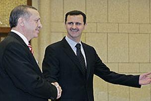 Erdoğan, Suriye temaslarına başladı.10947