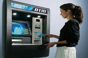TL'ler sadece bazı banka ATM'lerinde.11978