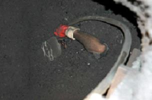 Kömürlerin altında yaşam savaşı -Foto-.8065