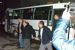 Karabük'te ihale operasyonu 8 gözaltı.14775