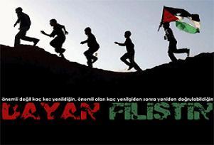 Genç Fenerliler Filistin için yürüyor.10436