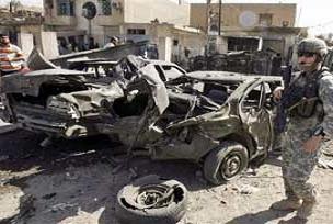 Irak'ta intihar saldırısı: 11 ölü.18741