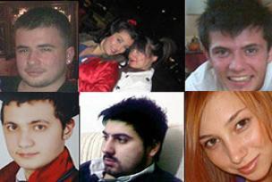 Gaz kurban� 7 �niversiteli u�urlan�yor.13142