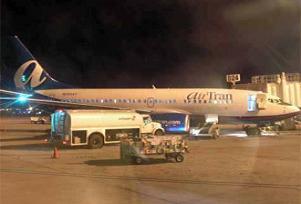 9 Müslüman yolcu uçaktan indirildi.10172