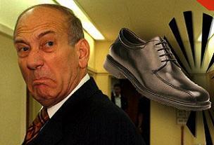 AKP'li Gedik: Olmert artık pabucu haketti.12636
