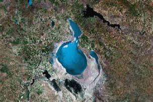 Çölleşen Tuz Gölü için sevindirici haber.18159