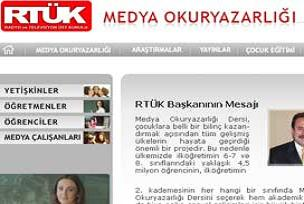 Medya okuryazarlığı'nın web sitesi açıldı.15371
