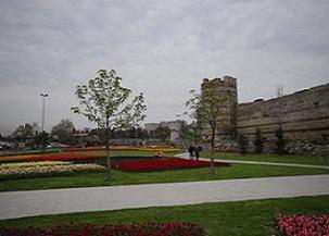 Türkiye'nin ilk kiralık parkı açıldı.11855