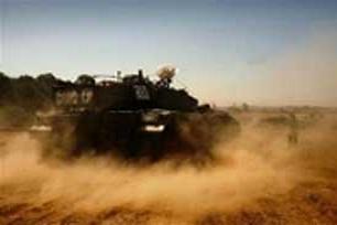 İsrail kara harekatını başlattı iddiası.7413