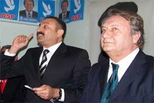 DSP, Kırıkkale için adayını açıkladı.11626