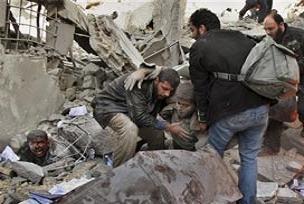 İsrail tankları alışveriş merkezini vurdu.17287