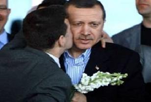 Erdoğan: Öptürmem, hatun kızıyor!.9915