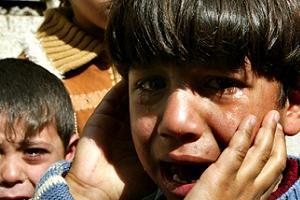 Filistinli çocuklar 'hayal' nedir bilmiyor.28455