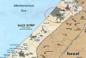 ABD Gazze'ye açılan tünelleri arıyor.13316