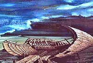 Nuhun Gemisi için yeni iddia.18125