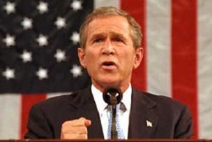 Bush yine Müslümanları provoke etti!.10382