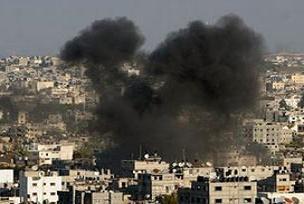 İsrail, kara harekatını genişletti.13557