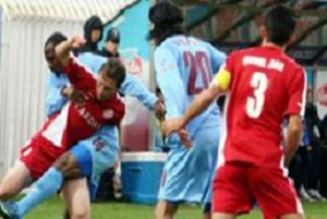 Trabzonspor kupaya veda etti.14280