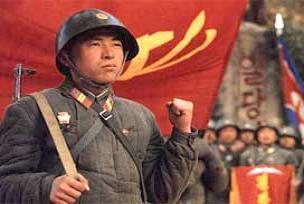 Kuzey Kore parlamentosu yenilenecek.13636