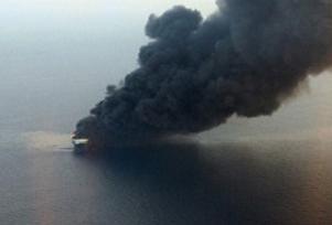 Rus uçak gemisinde yangın: 1 ölü.5883