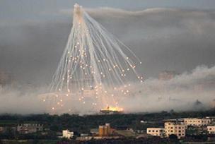 'İsrail Gazze'de fosfor bombası kullandı'.9137