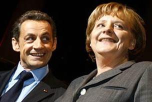 Sarkozy ve Merkel İsrail'e garanti istedi.11578