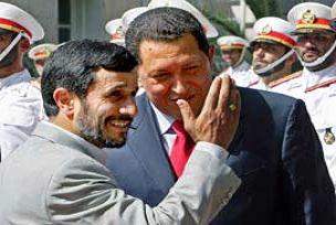 İran'dan Hugo Chavez'e teşekkür.16362