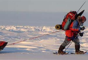 Güney Kutbuna yürüme rekoru kırıldı.10345