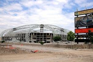 Kadir Has Stadyumu görücüye çıktı.13771