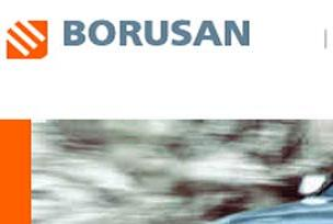 Borusan losijtik 2009 hedefini açıkladı.8336