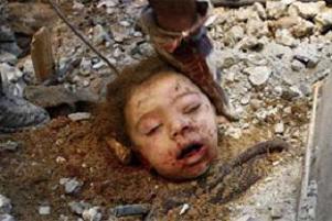 Gazze'li annenin acı mektubu.16320