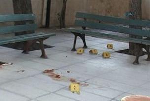 Cemaatin önünde 7 kurşunla infaz.9416