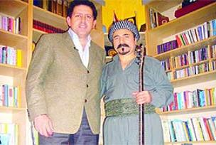 Şivan Perver TRT 1'den seslendi.16569