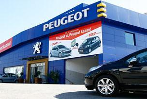 Peugeot satışları yüzde 6,5 arttı.14802