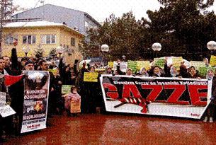 Tokat Gazze halkını yalnız bırakmıyor!.23930
