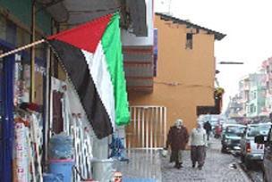Filistin bayrağı asana 6 ay bedava gaz.14282