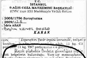 Ergenekon'un son dalgasının gerçekleri.17006