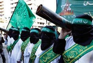 Hamas, İsrail askerleri ile çatışıyor.17607