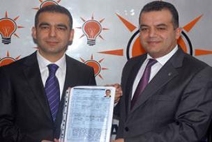 AKP hakem Müftüoğlu'nu seçmedi.12303