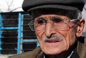 79 yaşında askerlik hizmetine çağrıldı.13254