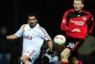 Leverkusen Cimbom'u 3'ledi.12423