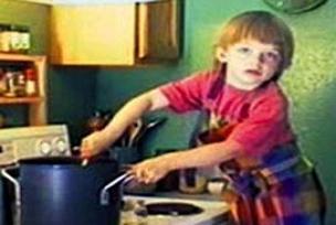 Minik aşçı Julian'dan yemek tarifleri.12165