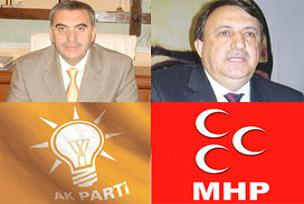 AK Parti ve MHP'nin en ilginç yarışı.12372