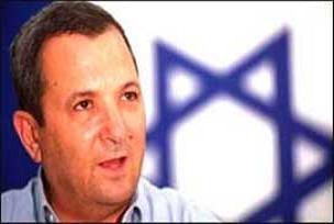 İsrailli Bakan Barak ABD'ye bilgi verdi.9940