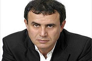 Kriz kahini Roubini'den 2009 tahmini.9422