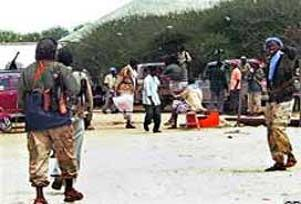 Somali'deki �at��malarda 14 sivil �ld�.14853