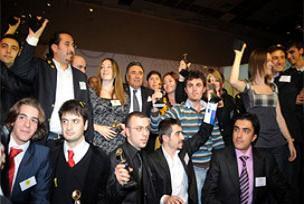 20. Genç İletişimciler ödülleri dağıtıldı.15496