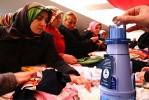 Filistinli mazlumlar yararına kermes.14541