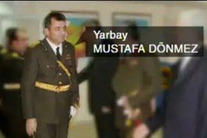 Jandarma raporu Yarbay D�nmez'i yalanlad�.9687
